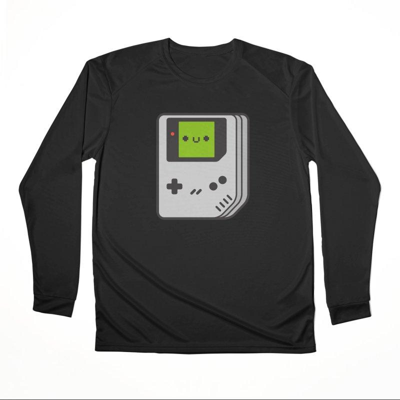 Game Friend Men's Performance Longsleeve T-Shirt by Luis Romero Shop