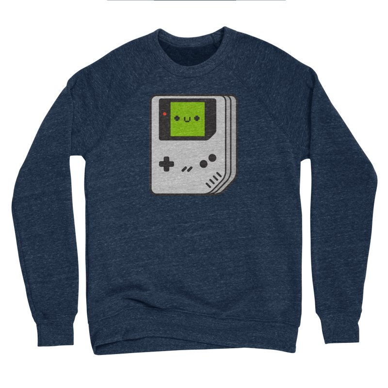 Game Friend Women's Sponge Fleece Sweatshirt by Luis Romero Shop