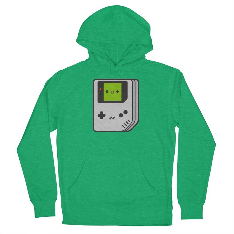 Game Friend Women's French Terry Pullover Hoody by Luis Romero Shop
