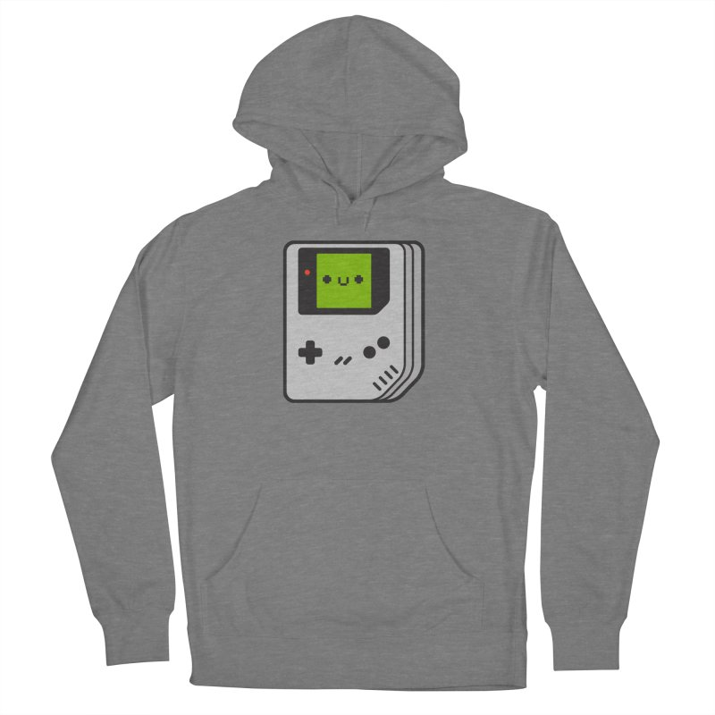Game Friend Men's French Terry Pullover Hoody by Luis Romero
