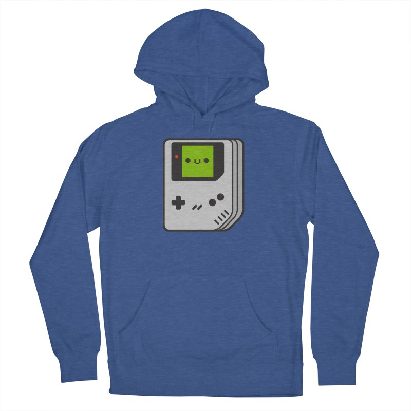 Game Friend Men's French Terry Pullover Hoody by Luis Romero Shop