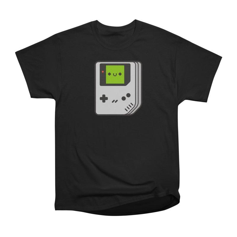 Game Friend Women's Heavyweight Unisex T-Shirt by Luis Romero Shop