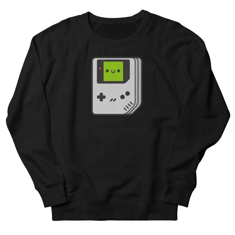 Game Friend Women's French Terry Sweatshirt by Luis Romero Shop