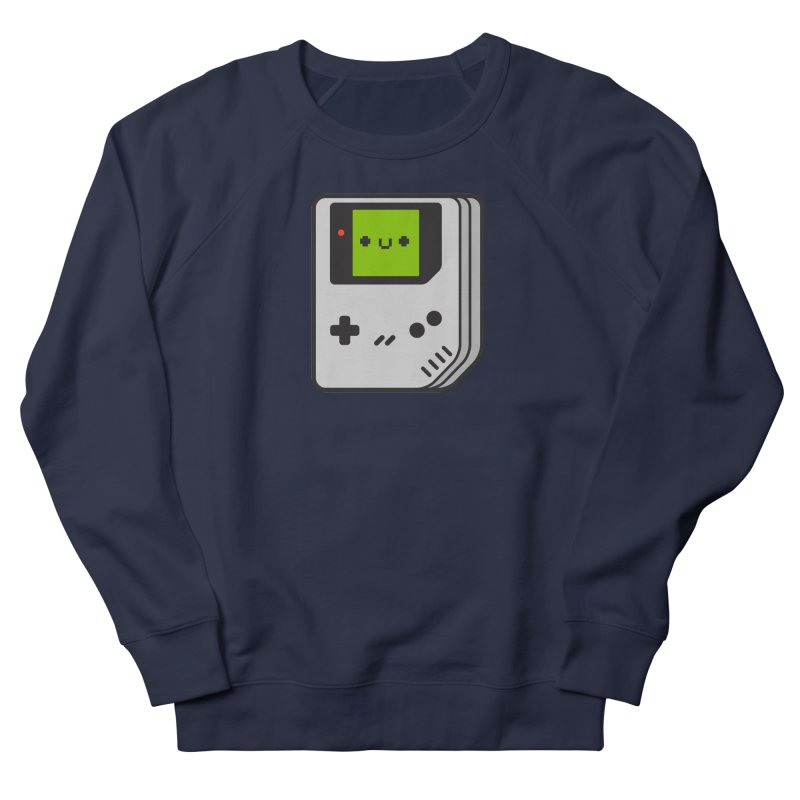 Game Friend Women's French Terry Sweatshirt by Luis Romero