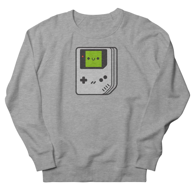 Game Friend Men's French Terry Sweatshirt by Luis Romero Shop