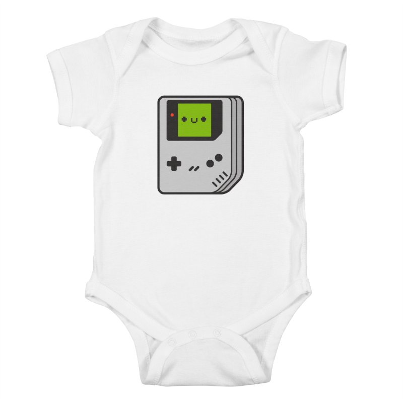 Game Friend Kids Baby Bodysuit by Luis Romero Shop