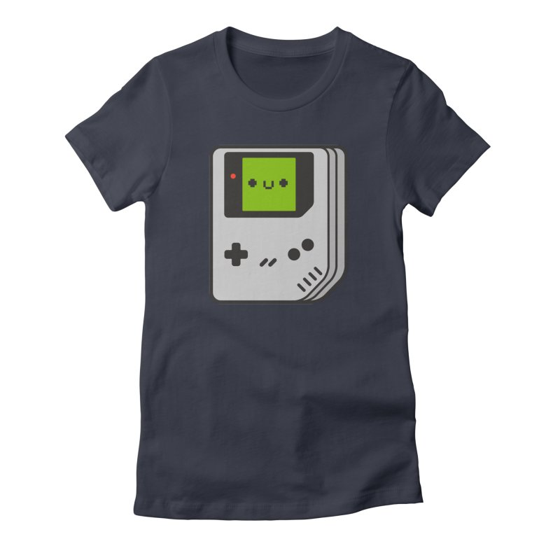 Game Friend Women's Fitted T-Shirt by Luis Romero Shop