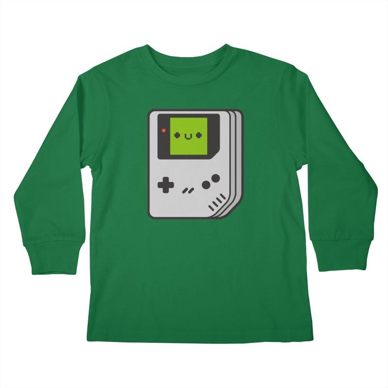 Game Friend Kids Longsleeve T-Shirt by Luis Romero Shop