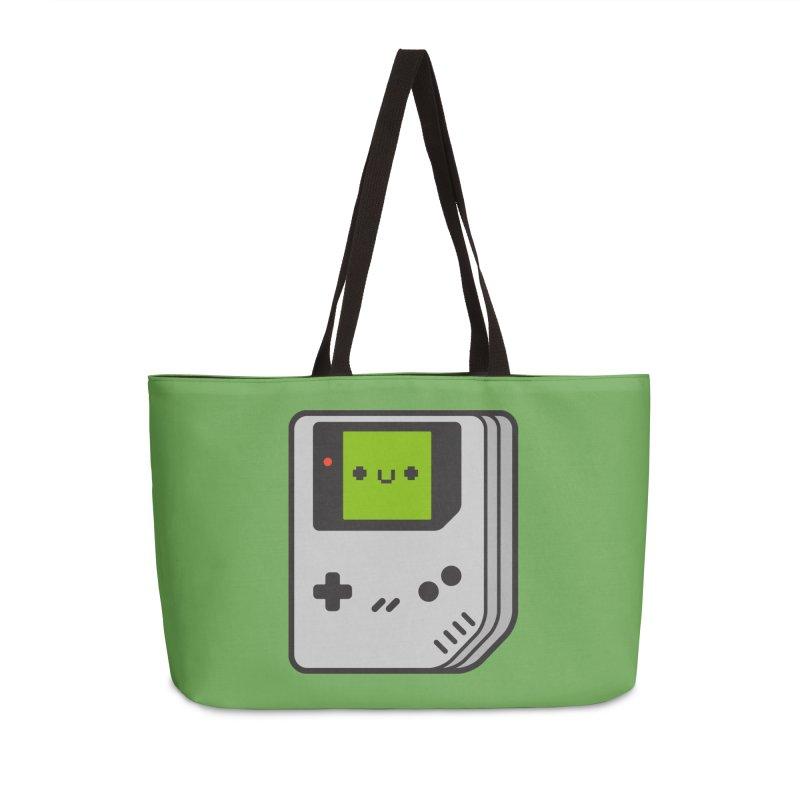 Game Friend Accessories Weekender Bag Bag by Luis Romero Shop