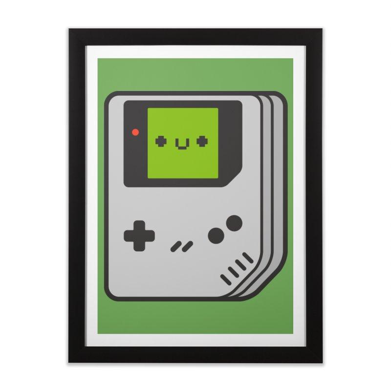 Game Friend Home Framed Fine Art Print by Luis Romero Shop