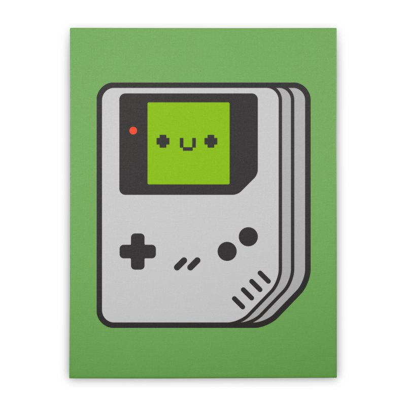 Game Friend Home Stretched Canvas by Luis Romero Shop