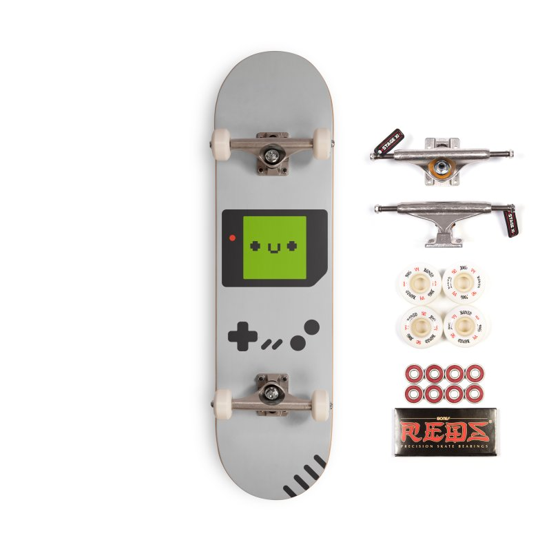 Game Friend Accessories Complete - Pro Skateboard by Luis Romero
