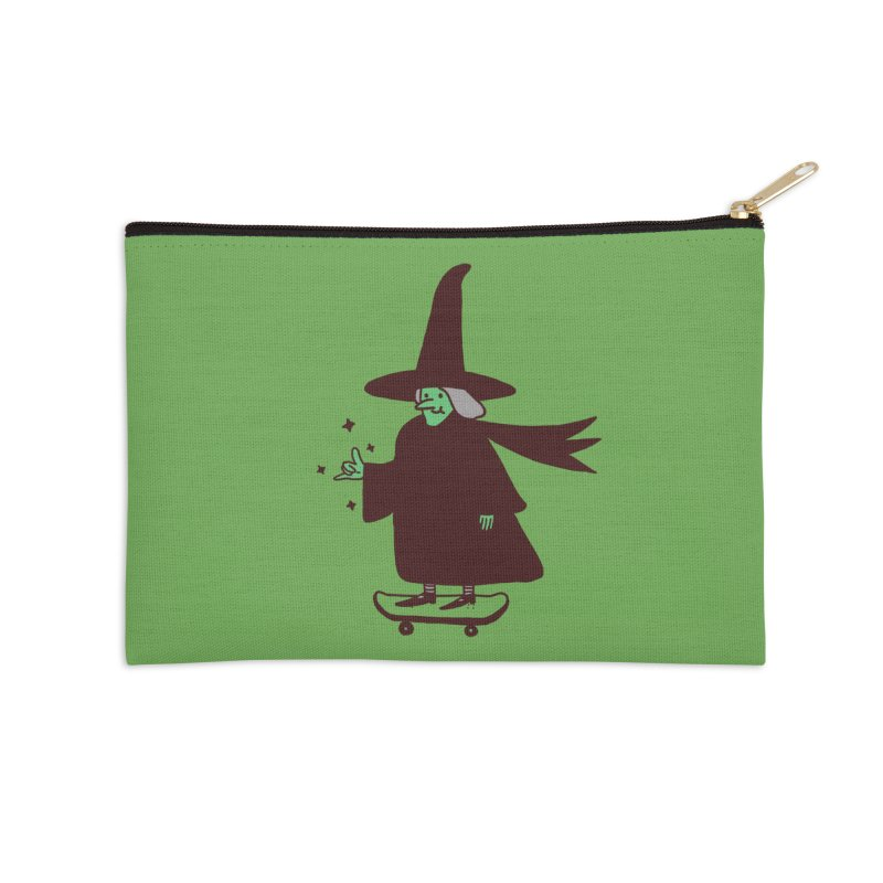Witchin' Accessories Zip Pouch by Luis Romero Shop