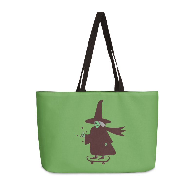 Witchin' Accessories Weekender Bag Bag by Luis Romero Shop