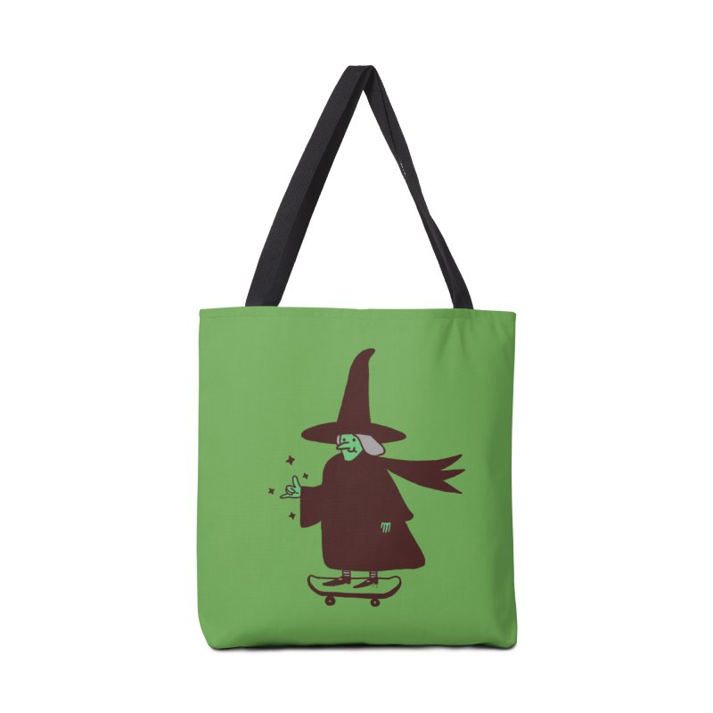 Witchin' Accessories Tote Bag Bag by Luis Romero