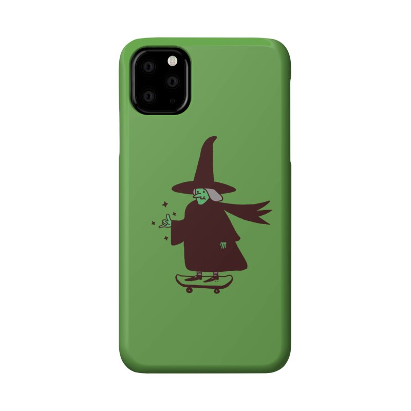 Witchin' Accessories Phone Case by Luis Romero Shop