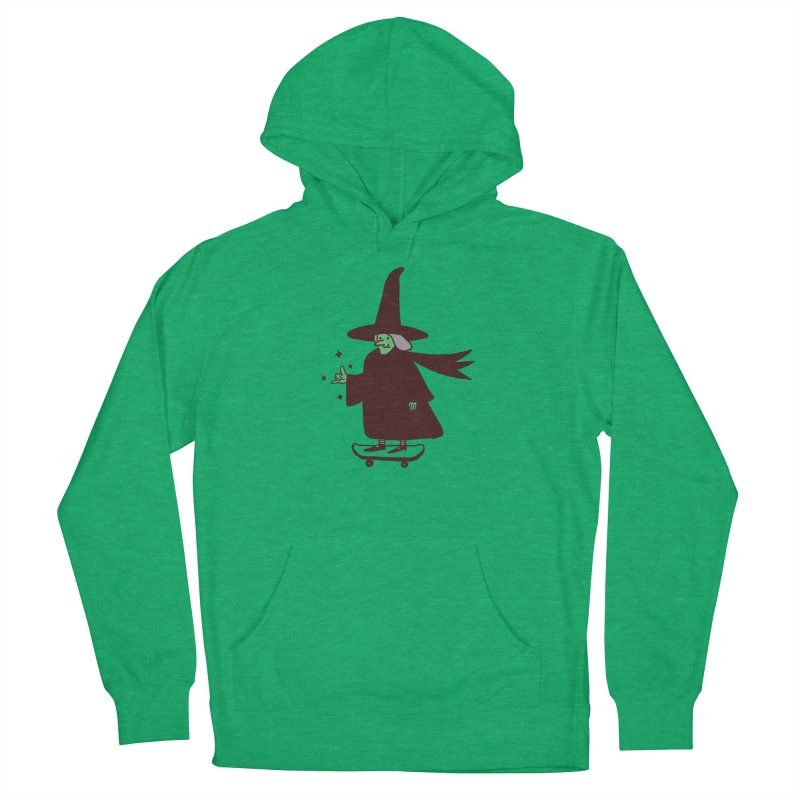 Witchin' Women's French Terry Pullover Hoody by Luis Romero Shop