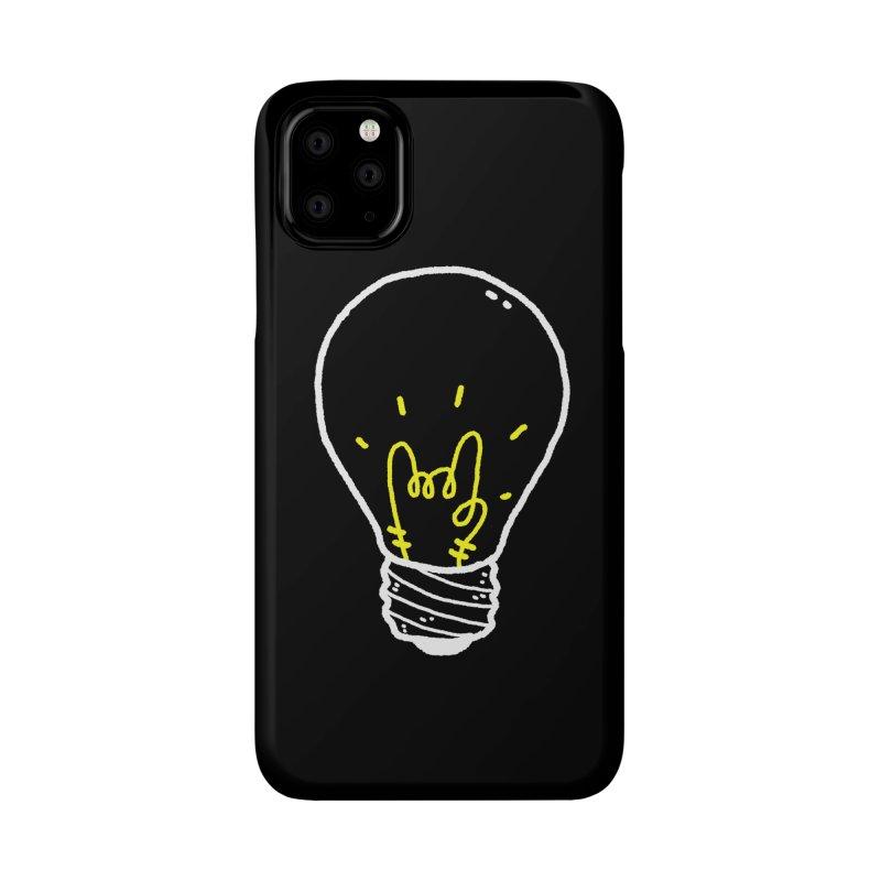 Light Rock Accessories Phone Case by Luis Romero Shop