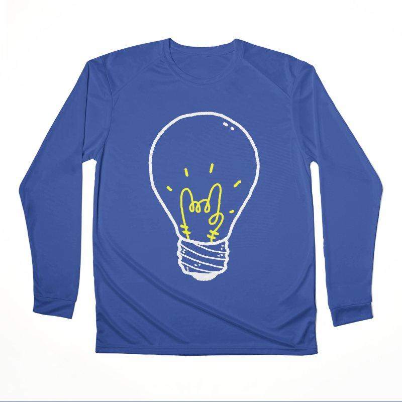 Light Rock Men's Performance Longsleeve T-Shirt by Luis Romero Shop