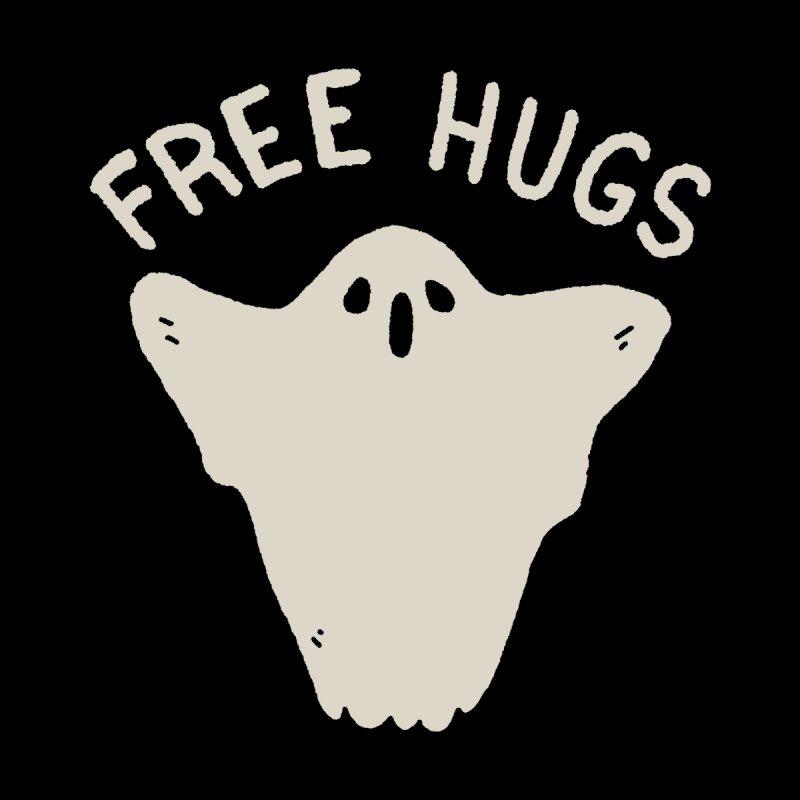 Free Hugs Men's T-Shirt by Luis Romero