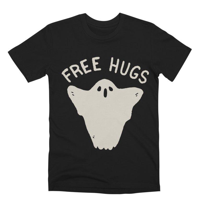 Free Hugs Men's Premium T-Shirt by Luis Romero Shop