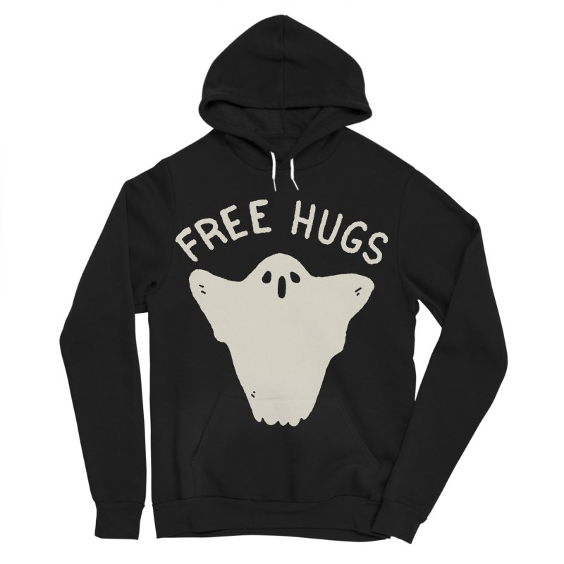 Free Hugs Women's Sponge Fleece Pullover Hoody by Luis Romero Shop