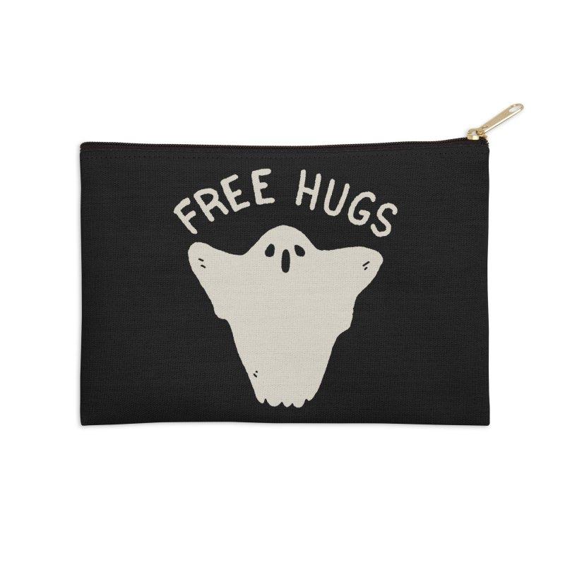 Free Hugs Accessories Zip Pouch by Luis Romero Shop