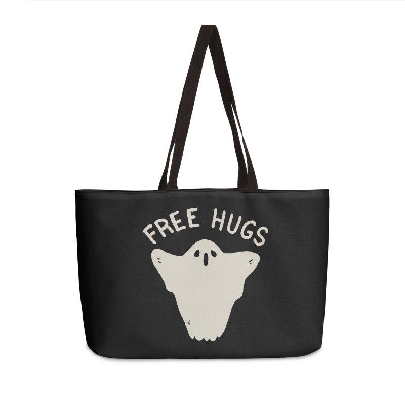 Free Hugs Accessories Weekender Bag Bag by Luis Romero Shop