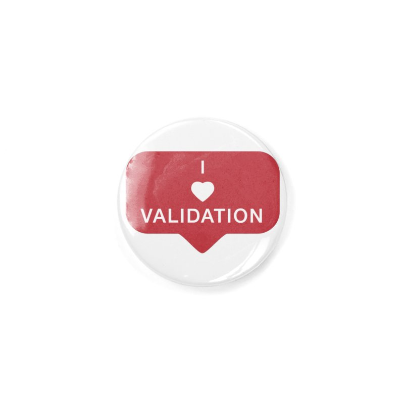Validation Accessories Button by Luis Romero