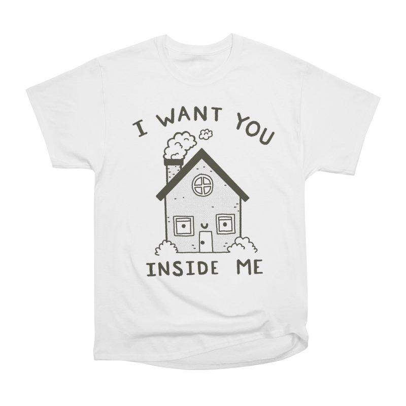 I Want You Women's T-Shirt by Luis Romero