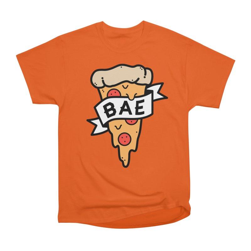 Pizza Bae Men's Classic T-Shirt by Luis Romero