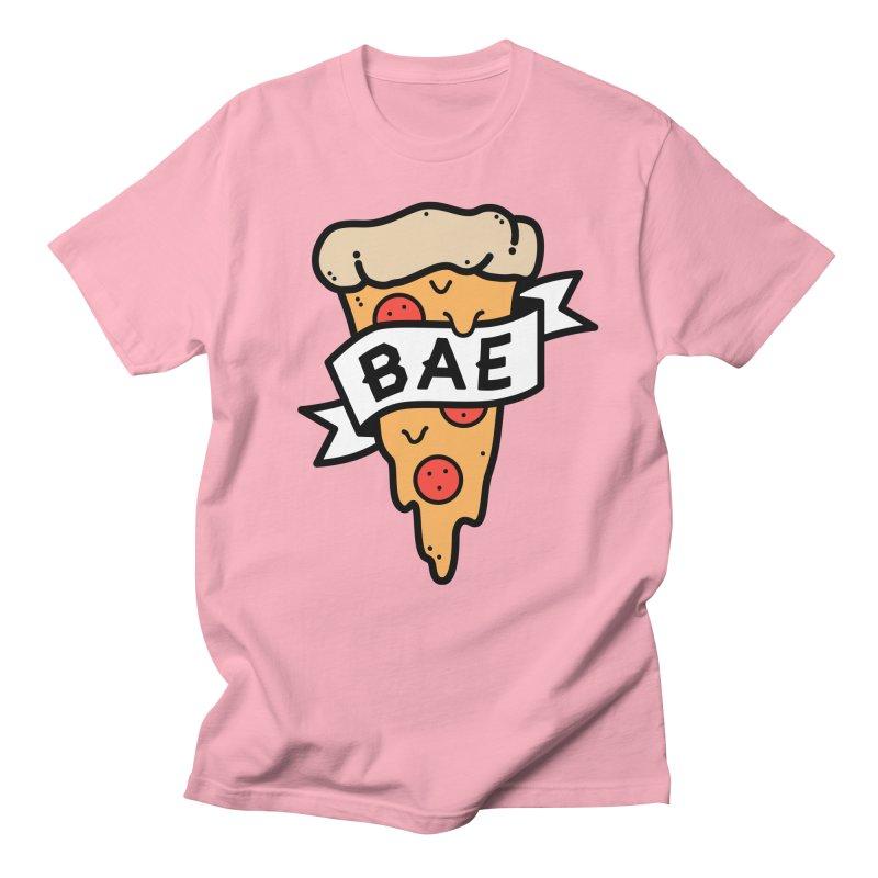 Pizza Bae Women's Unisex T-Shirt by lxromero