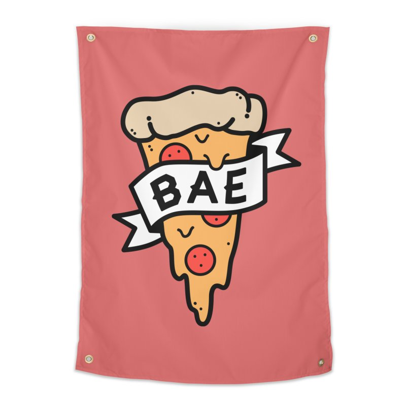 Pizza Bae Home Tapestry by Luis Romero Shop