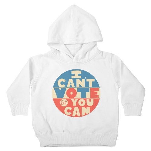 image for I Can't Vote