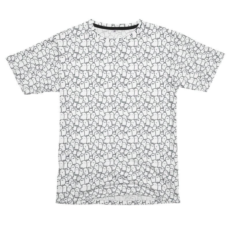 Haunted Men's T-Shirt Cut & Sew by Luis Romero Shop