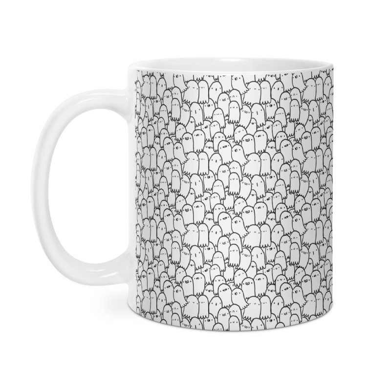 Haunted Accessories Mug by lxromero