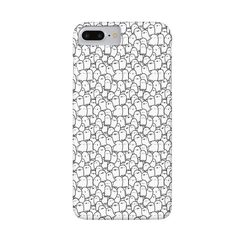 Haunted Accessories Phone Case by lxromero