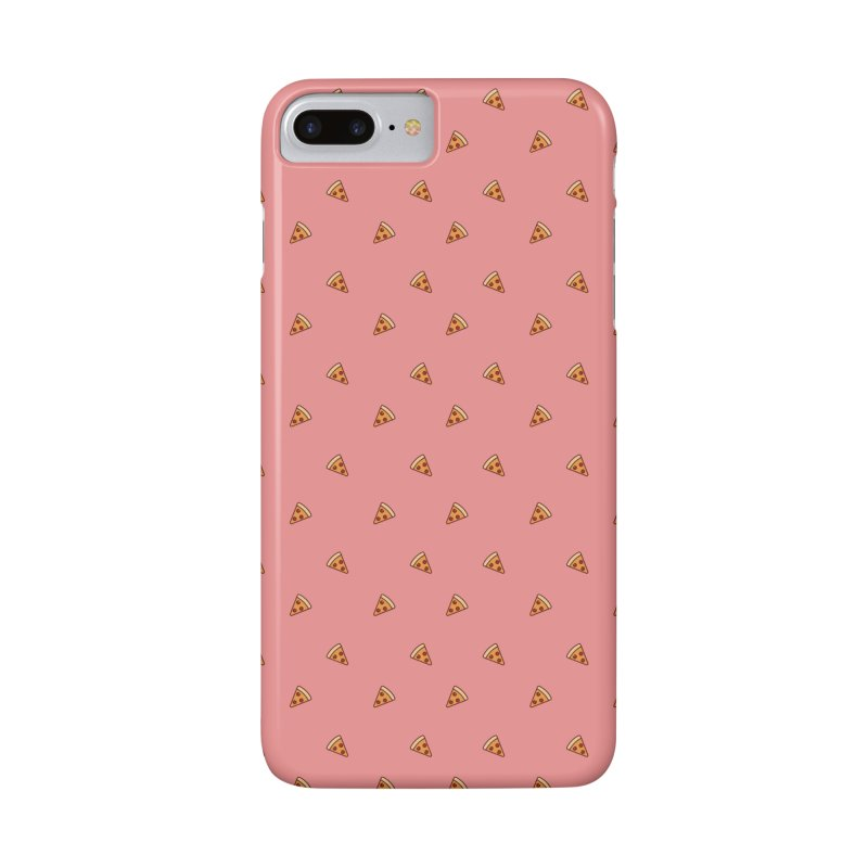 Pizza Party Accessories Phone Case by lxromero