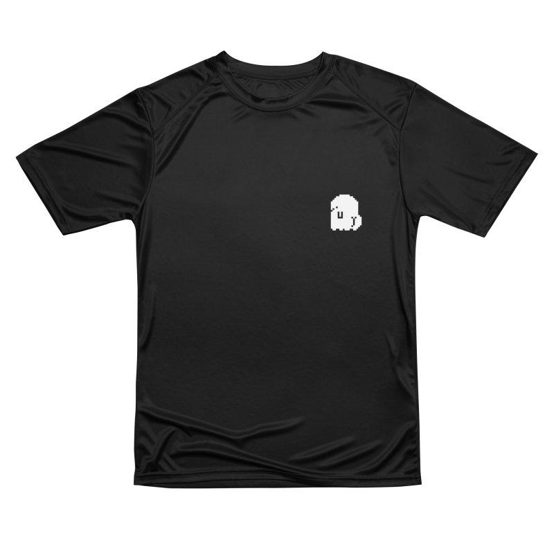 Booty (8bit pocket) Men's T-Shirt by Luis Romero