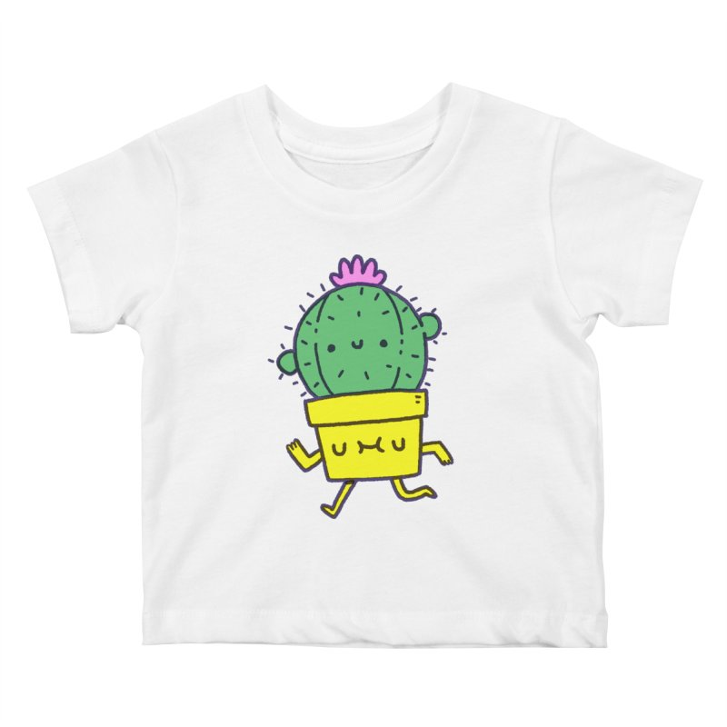 Friends Kids Baby T-Shirt by Luis Romero