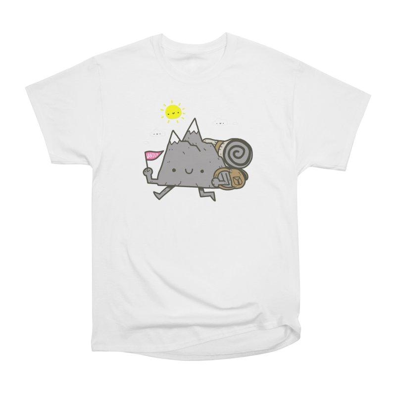 Wander Women's T-Shirt by Luis Romero