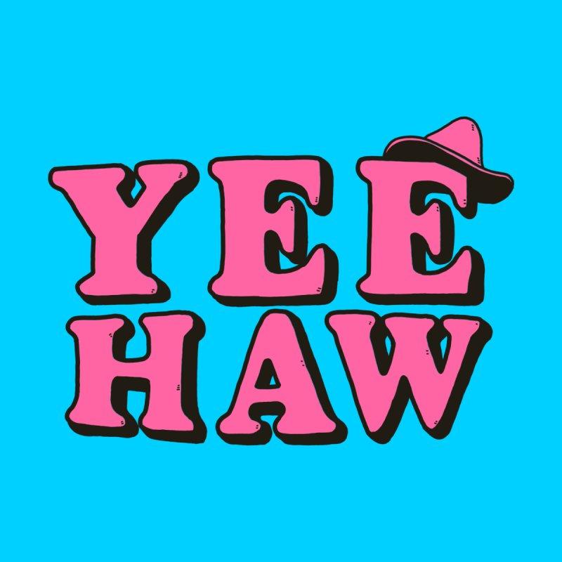 Yee-haw Women's Tank by Luis Romero