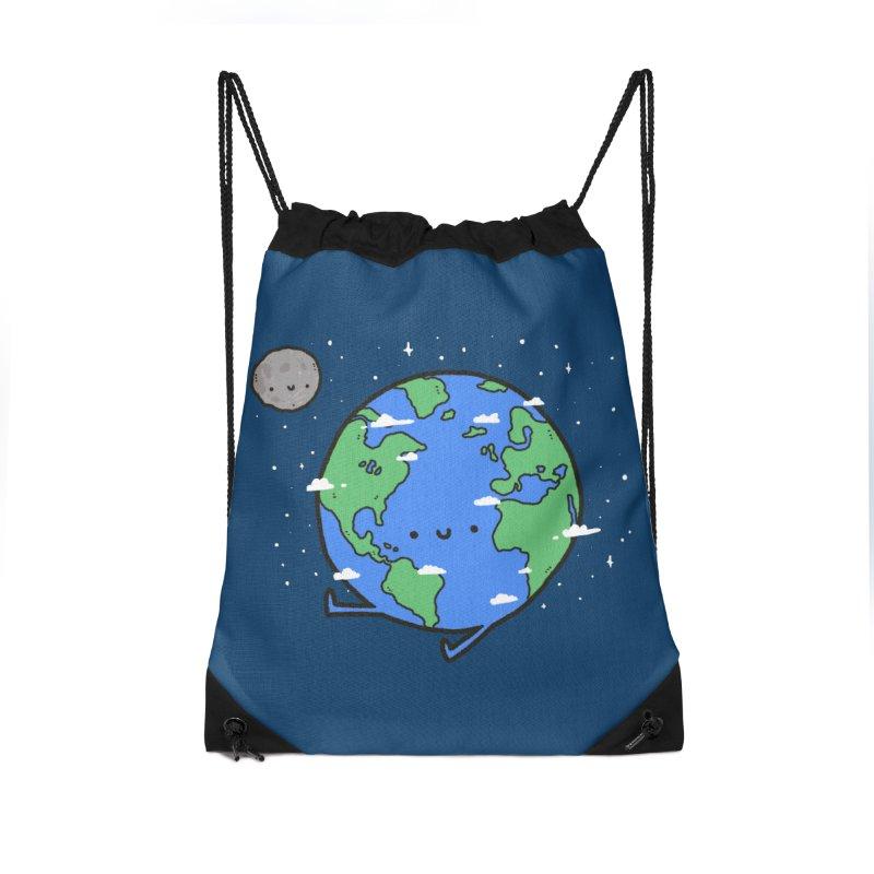 Stellar pals Accessories Bag by Luis Romero
