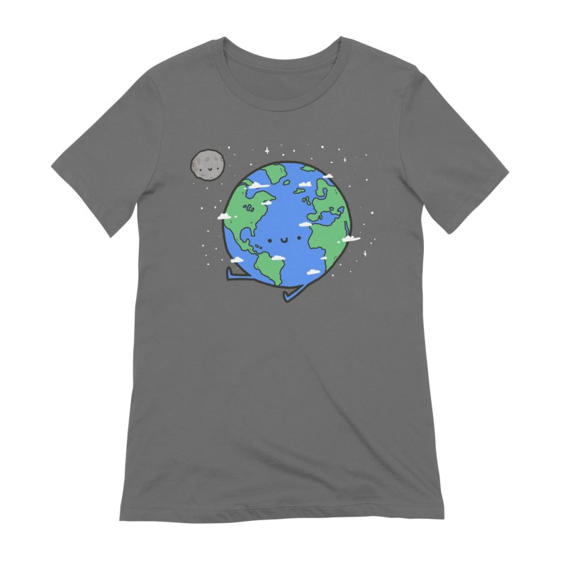 Stellar pals Women's T-Shirt by Luis Romero