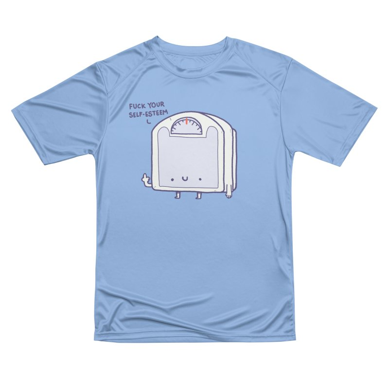 Self-esteem Men's T-Shirt by Luis Romero