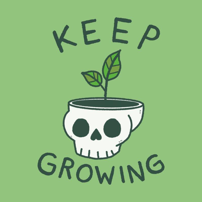 Keep Growing Women's Tank by Luis Romero