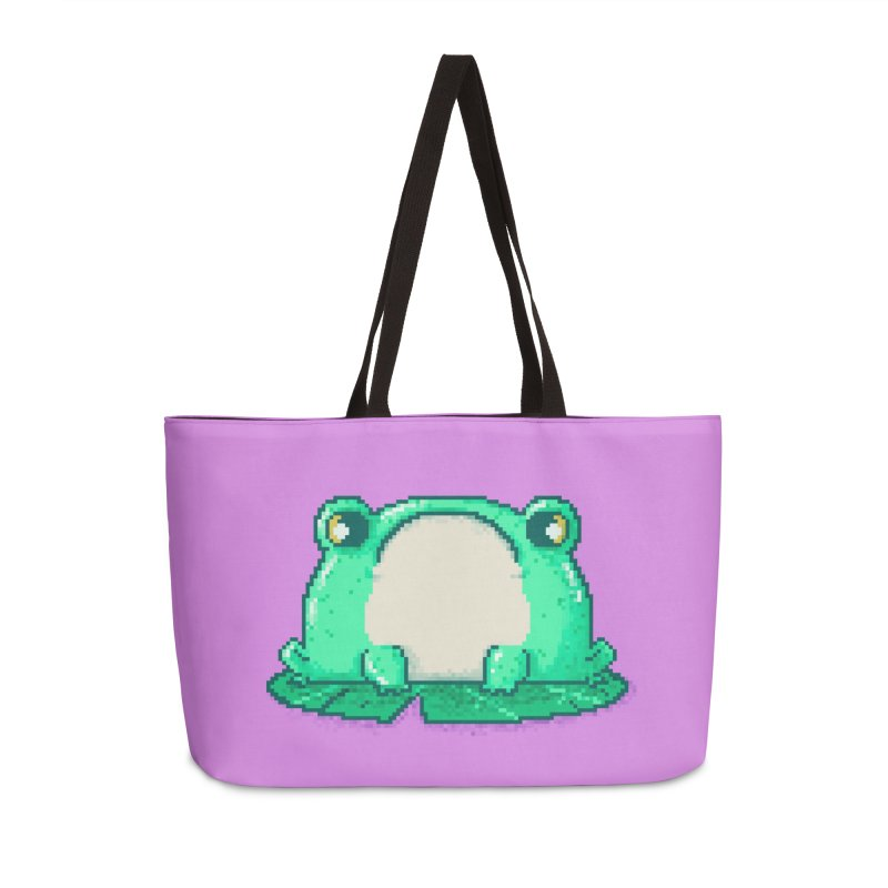 Frog Accessories Bag by Luis Romero