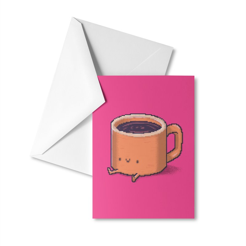 Fresh Pot Accessories Greeting Card by Luis Romero