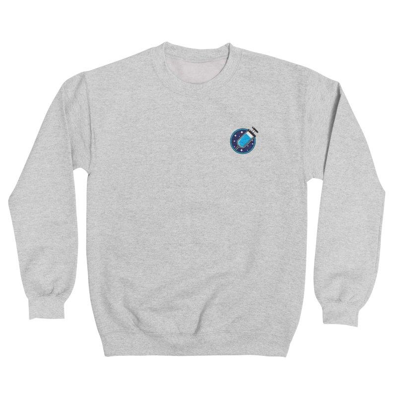 Stab Me With Science  - Logo Men's Sweatshirt by Luis Romero