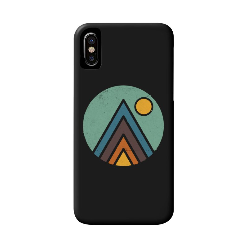 MiniScape Accessories Phone Case by Luis Romero